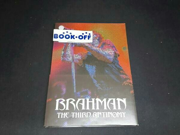 BRAHMAN LIVE&DOCUMENTS DVD「THE THIRD ANTINOMY」 ライブグッズの画像