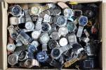 腕時計300本 セット 大量 ジャンク まとめて セイコー シチズン カシオ 手巻き 自動巻き SEIKO CITIZEN CASIO スイス SWISS 3
