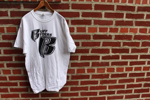 Ruff Ryders POP UP Tシャツ NYC POP UP 限定 SIZE L DMX swizz beatz LOX EVE コンサートグッズの画像