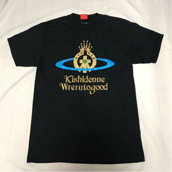 氣志團 Tシャツ バンドTシャツ ヴィヴィアンウエストウッド風 Tシャツ綾小路翔 氣志團万博 Kishidenne Wrerutogood Tシャツ
