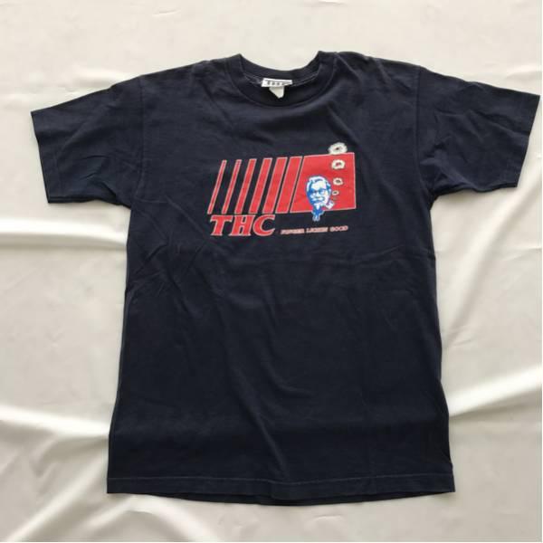 THC Tシャツ ken yokoyama パロTシャツ ピザオブデス Tシャツ PiZZA OF Death 横山健 ライブグッズの画像