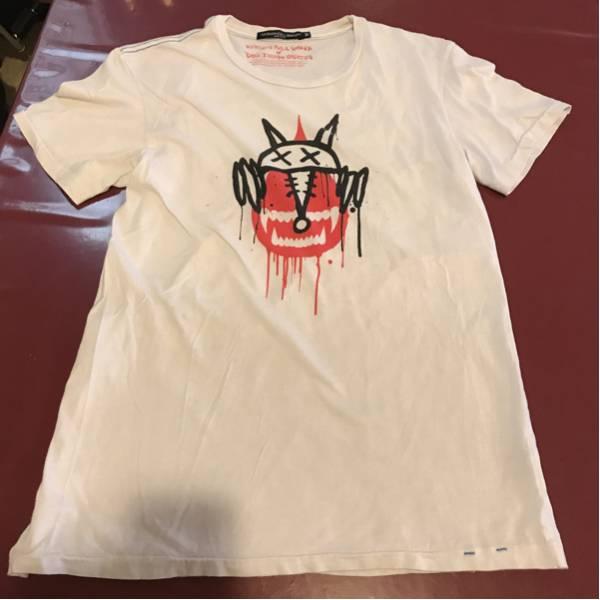 WOLVES KILL SHEEP ×DOG TOWN コラボTシャツ ウルブズキルシープTシャツ ドッグタウン Tシャツ スケートken yokoyama FOUR パウエル