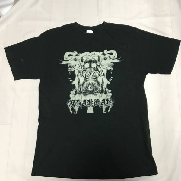 ブラフマン Tシャツ brahman バンドTシャツ TOSHI-LOW カウントダウンジャパン 05-06 Tシャツ BRAHMAN Tシャツ ライブグッズの画像