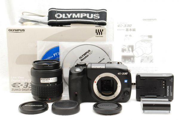 ☆ OLYMPUS オリンパス E-330 レンズキット ☆ # 628