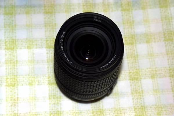 新品同様 Nikon AF-S DX NIKKOR 18-140mm f/3.5-5.6G ED VR NCフィルター、未記入保証書付