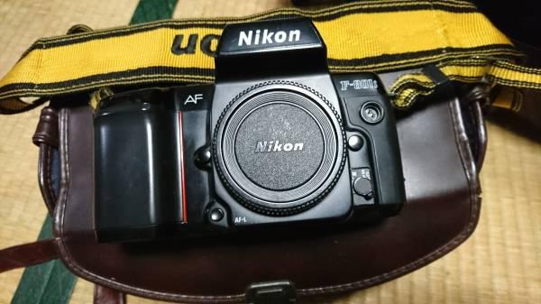 『Nikon』AF(F-801s)ストラップ付き