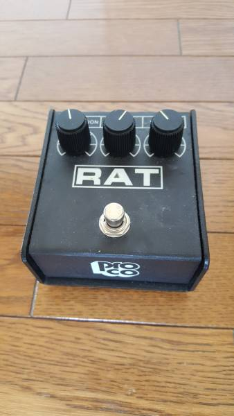 PROCO RAT2 Made in USA 本体のみ