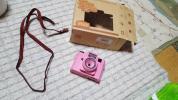 中古 Holga Digital トイデジ トイカメラ ホルガ デジタル カメラ ピンク