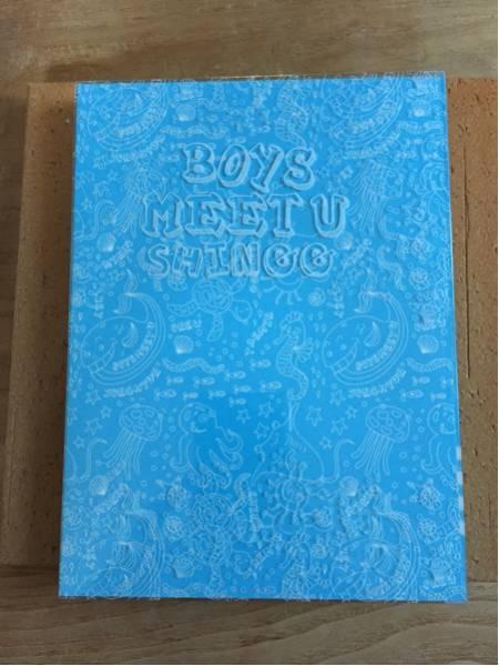 BOYS MEET U SHINee CD&DVD★
