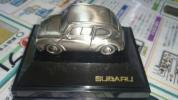 スバル360 置物ミニカー 富士スバル自動車の360