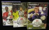 新品★PS2 FIFAトータルフットボール、トータルフットボール2、Football2005