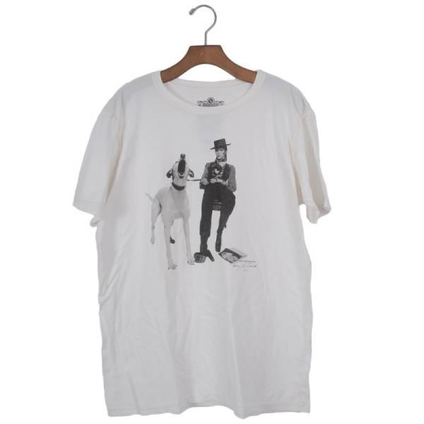 【新品・激レア】DAVID BOWIE / DIAMOND DOGS Tシャツ (稲葉浩志ソロツアー札幌公演にて着用)