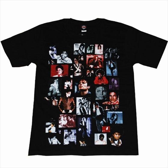 Michael Jackson■マイケルジャクソン■ブラック L ブラック ライブグッズの画像