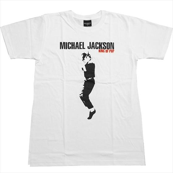 Michael Jackson■マイケルジャクソン■ホワイト L ホワイト ライブグッズの画像