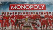 パワーレンジャー モノポリー 珍品 新品未使用 包装破けあり 英語