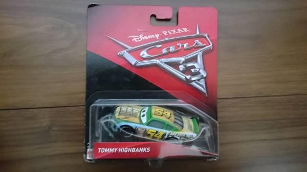 ■即決8■ カーズ3 カーズクロスロード Cars3 トミー ハイバンクス Tommy Highbanks マテル Mattel_画像2