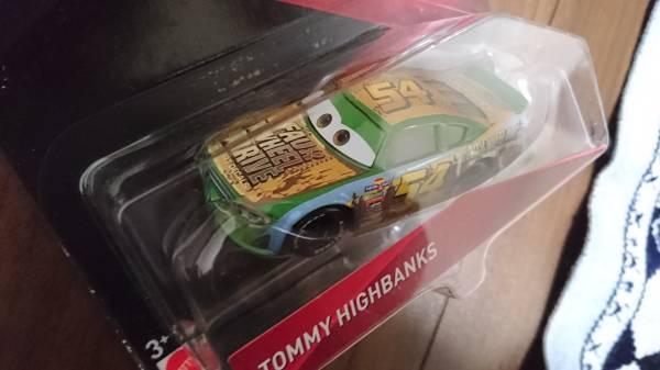 ■即決8■ カーズ3 カーズクロスロード Cars3 トミー ハイバンクス Tommy Highbanks マテル Mattel