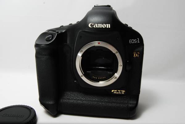 極上品★最強プロ機 CANON EOS 1Ds Mark III 3 ボディ★1459