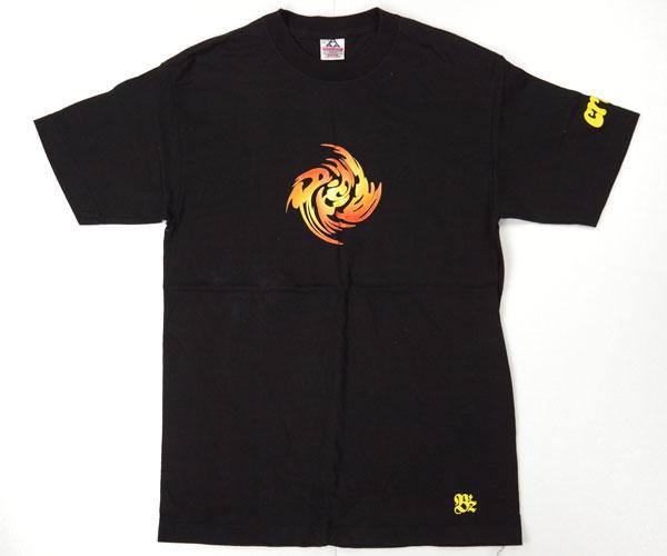 B'z CREW スタッフ限定Tシャツ 黒 MEDIUM