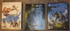 PS4 Horizon Zero Dawn ホライゾンゼロドーン 初回限定版