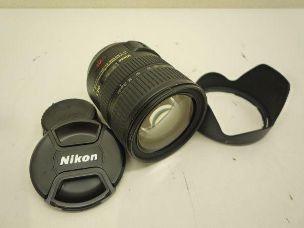 B36 Nikon ED AF-S NIKKOR 24-120mm 1:3.5-5.6G カメラレンズ・X