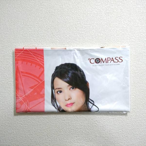 ℃-ute 矢島舞美 マイクロファイバータオル ℃OMPASS Part1 ライブグッズの画像