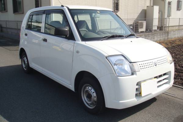 メンテばっちり元埼玉県使用車 便利な5ドア 車検30年1月 走行8万Km AT・パワステ・エアコン 即決