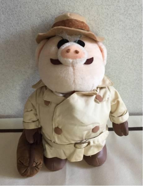★スタジオジブリ作品 紅の豚 ポルコロッソのぬいぐるみ人形★ グッズの画像