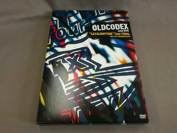 """アニメ OLDCODEX Live DVD""""CATALRHYTHMTour FINAL ライブグッズの画像"""