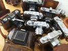 かなり古いカメラ8台 ジャンク品