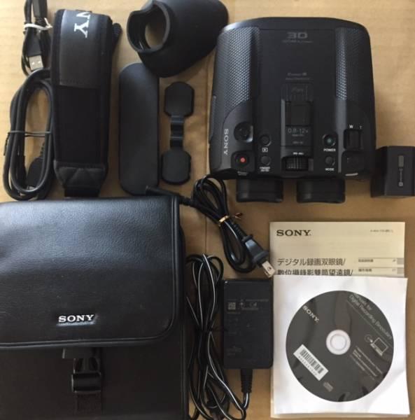 ソニー SONYデジタル録画双眼鏡DEV-50V