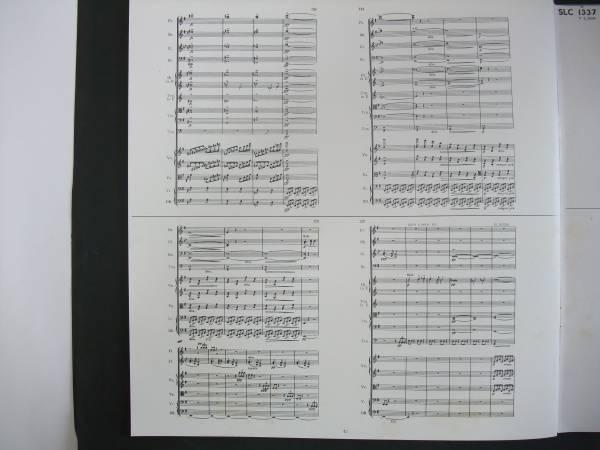 イシュトヴァン・ケルテス指揮 ドヴォルザーク 交響曲第9番[第5番]新世界から LPレコード_画像3