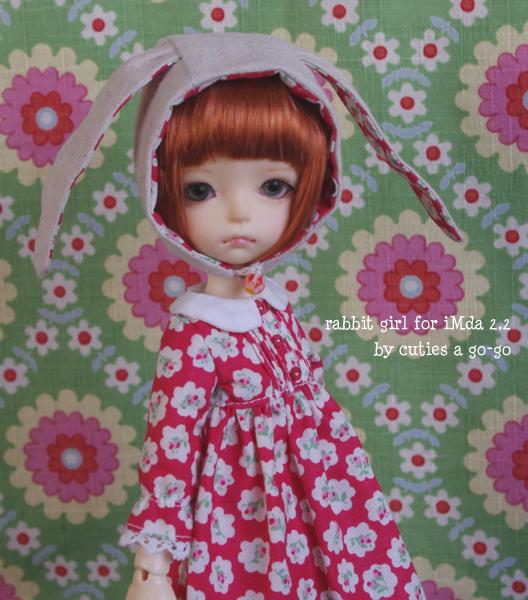 iMda 2.2のお洋服 * rabbit girl *