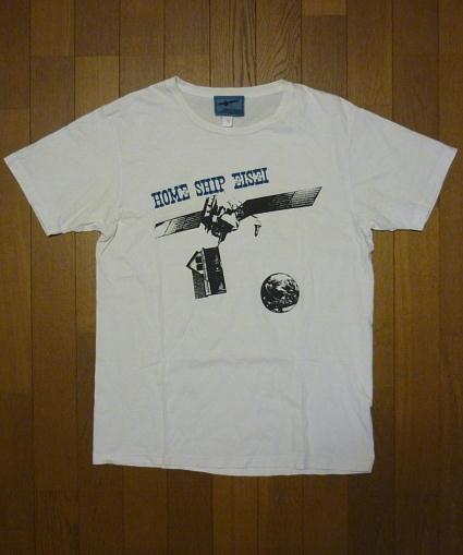 バンプオブチキン『 BUMP OF CHICKEN 2008 TOUR HOME SHIP EISEI ライブTシャツ 』