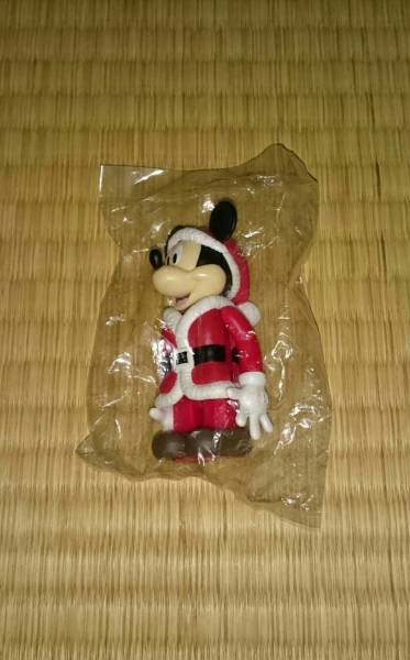 新品 Disney KUBRICK キューブリック サンタ ミッキー _画像1