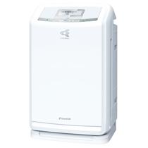 【美品】ダイキン DAIKIN MCZ70R-W 除加湿空気清浄機 ダイキンクリアフォースZ +フィルター