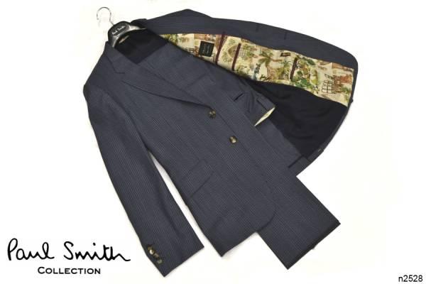 新品 Paul Smith COLLECTION ポールスミス コレクション 定価14万 DRAGO130S高級スーツ L