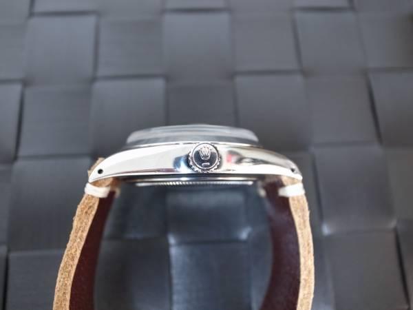 美品 1986年 Rolex Oyster Date 6694 メンズ 17年OVH済_画像3