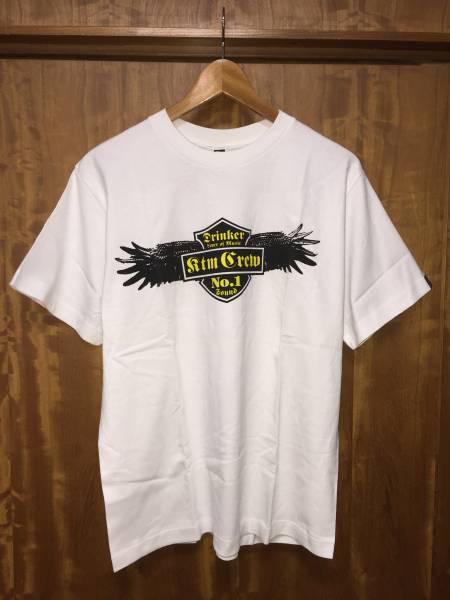 ケツメイシ 白 KTM CREW Tシャツ sizeM Quench ライブグッズの画像