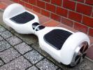 ミニセグウェイ バランススクーター スケートボード スケボー 電動スケートボード 電動スクーター セグウェイ バランスボード バランス 白