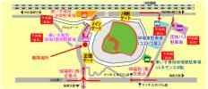 6/16(金)広島カープvs福岡ソフトバンク 球場東駐車場(コストコ屋上)駐車予約券