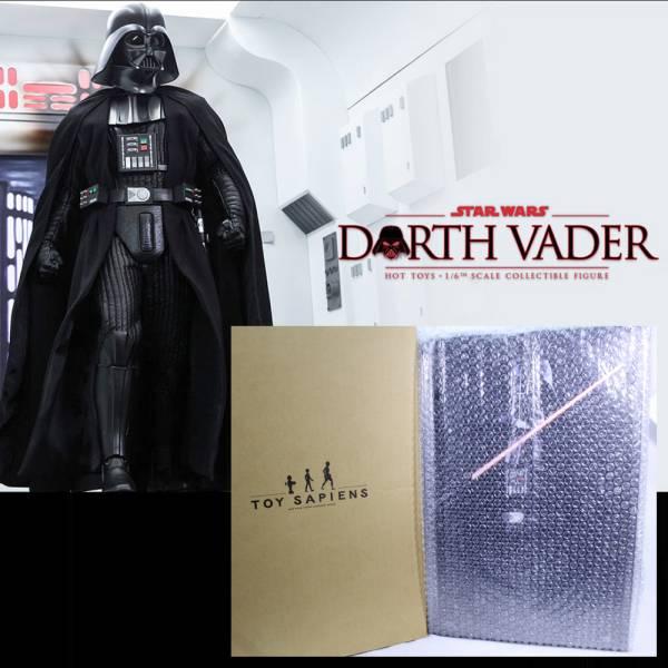 ホットトイズ ダース・ベイダー スター・ウォーズ 1/6 MM#279 1/6 フィギュア エピソード4 Darth Vader Star Wars ダース・ヴェイダー