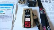 SUNTORY BOSS ボス電 FOMA P900i