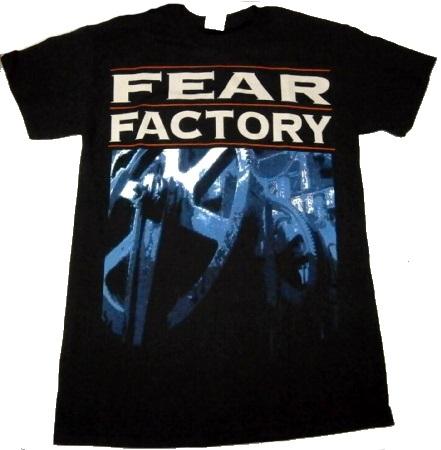 即決!FEAR FACTORY Tシャツ Lサイズ 新品未着用【送料164円】 ライブグッズの画像