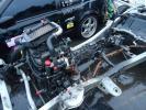 スズキ ジムニー JB23 エンジン+マニュアルミッション 2WD 実動車より取り外し 載せ替え 部品取りに!