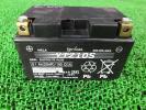 バッテリー!YTZ10S HRC 07モデル CBR600RR PC40 レースベース PC37 ST600
