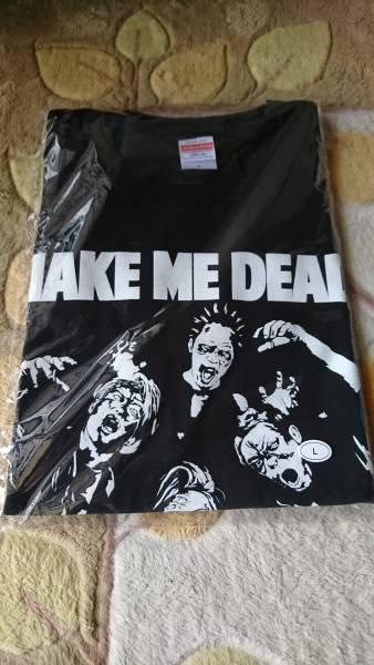 SiM 限定1000枚 DEAD MAN WALKING DVD 特別盤 未使用 新品 Lサイズ Tシャツ