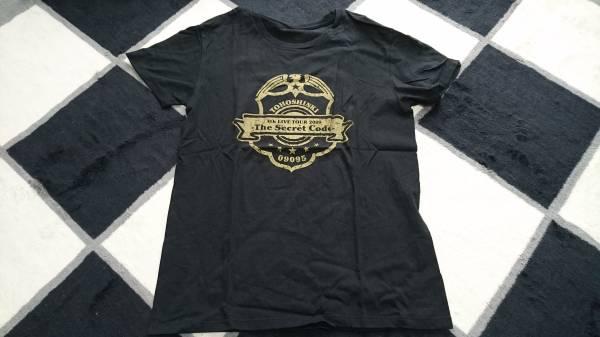 東方神起 ツアー グッズ セット 2009 シークレットコード Secret code Tシャツ タオル ペンライト 美品 ライブグッズの画像
