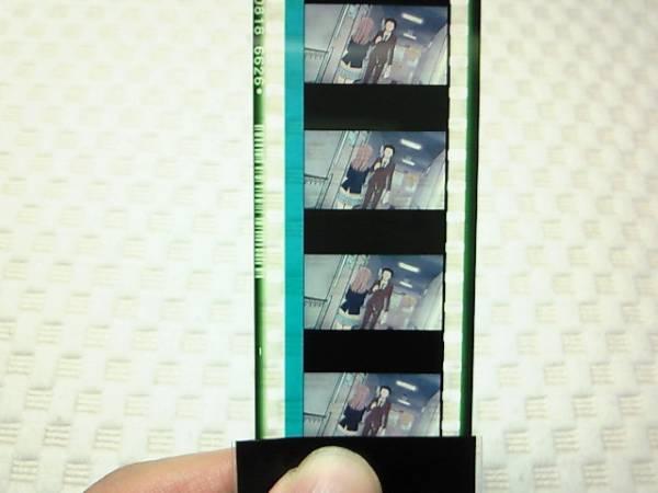 美品 聲の形 入場特典 フィルム 西宮硝子&石田将也 福祉会館 呼び止め 再会シーン 非売品 山田尚子 京都アニメーション リズと青い鳥_画像1