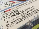 ジュビロ磐田vsガンバ大阪 6月4日 日曜日 ホームフリーゾーン 大人2枚 普通郵便送料無料